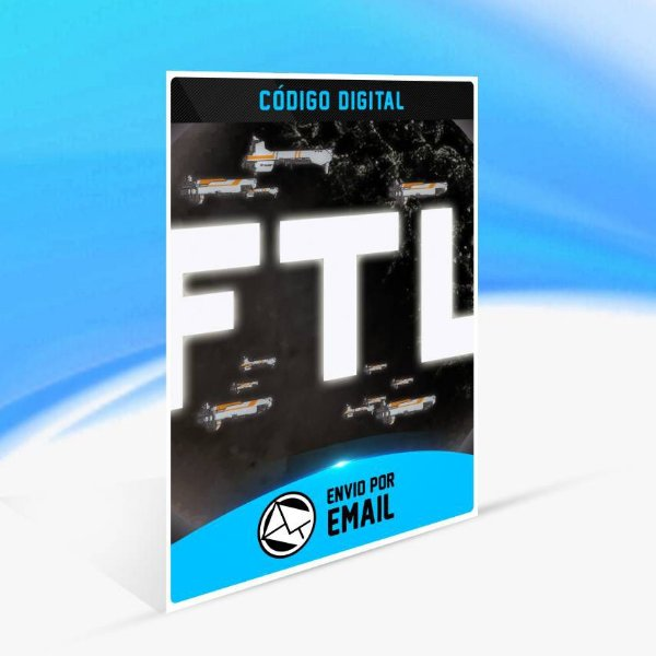 FTL: Faster Than Light ORIGIN - PC KEY