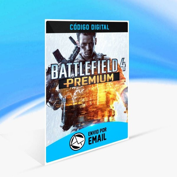 Assinatura Prêmium do Battlefield 4 ORIGIN - PC KEY
