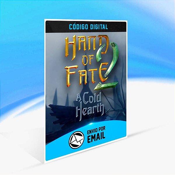 Hand of Fate 2 A Cold Hearth ORIGIN - PC KEY
