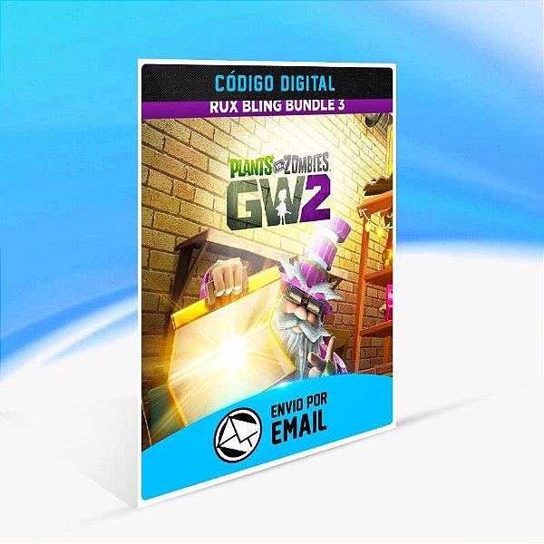 Plants vs. Zombies Garden Warfare 2 - Conjunto Ostentação do Rux 3 ORIGIN - PC KEY