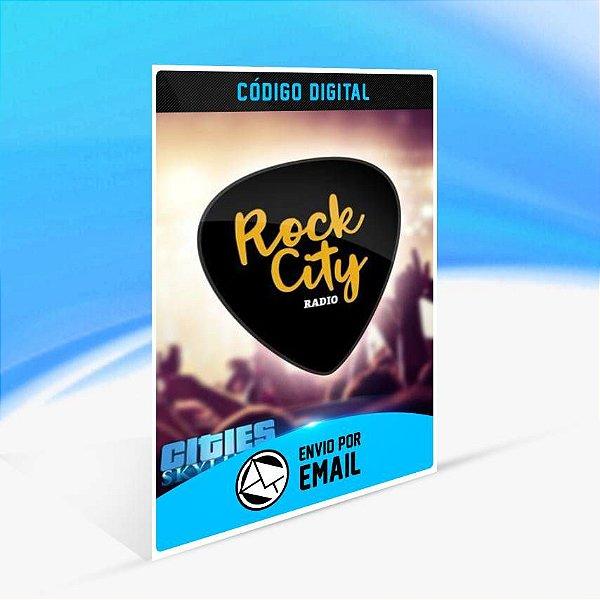 Cities: Skylines - Rock City Radio ORIGIN - PC KEY