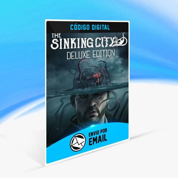 The Sinking City - Deluxe Edition ORIGIN - PC KEY