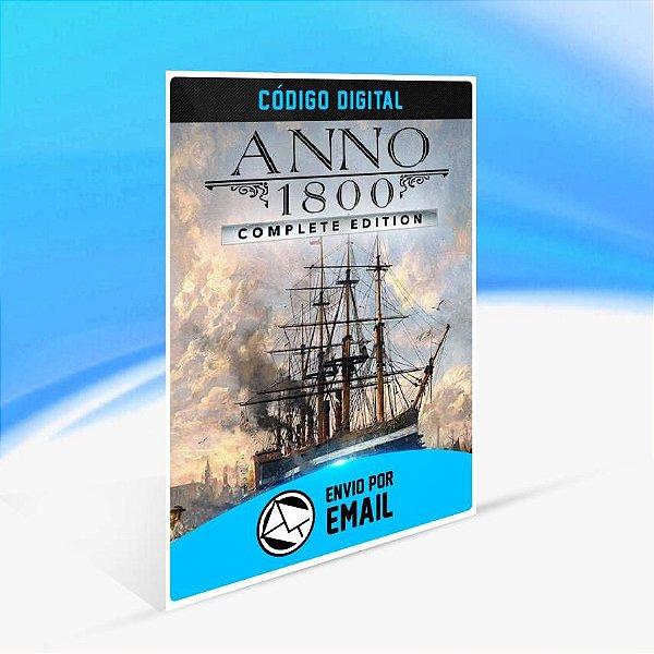 Anno 1800 Complete Edition ORIGIN - PC KEY