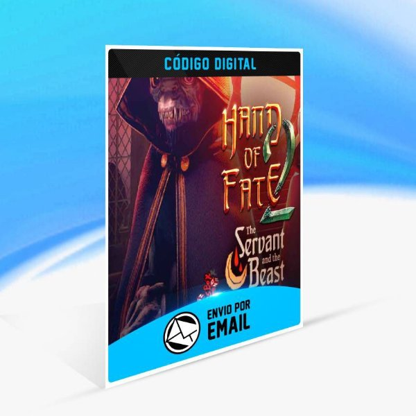 Hand of Fate 2 - O Servo e a Fera ORIGIN - PC KEY