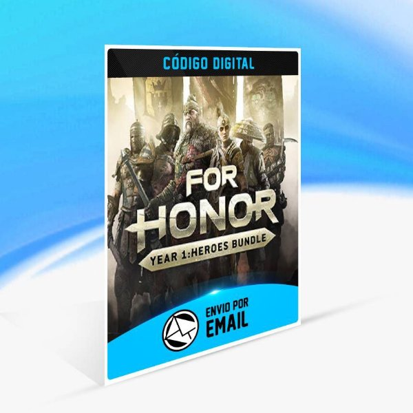 For Honor Year 1 Heroes Bundle ORIGIN - PC KEY