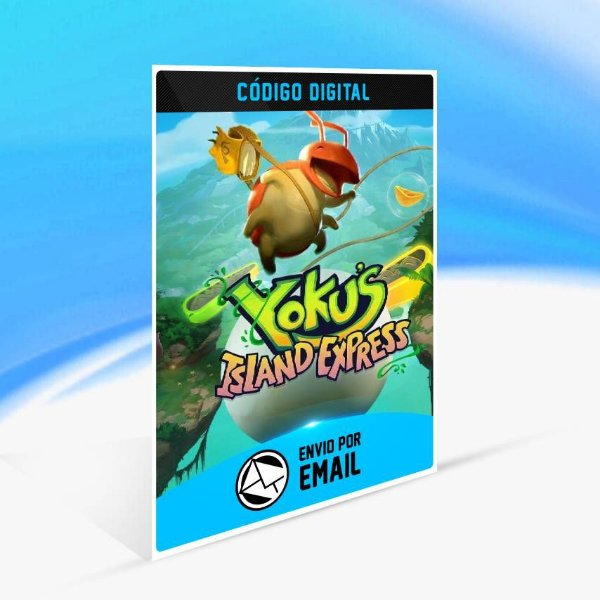 Yoku's Island Express ORIGIN - PC KEY