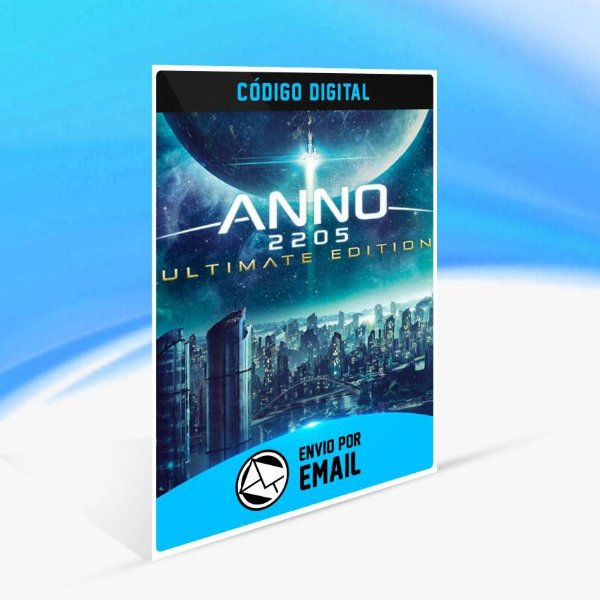 Anno 2205 Ultimate Edition ORIGIN - PC KEY