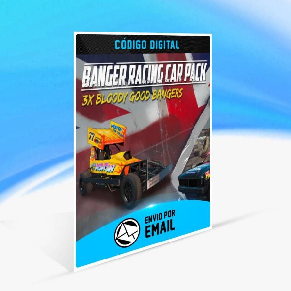 Wreckfest - Banger Racing Car Pack ORIGIN - PC KEY