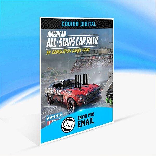 Wreckfest - American All-Stars Car Pack ORIGIN - PC KEY