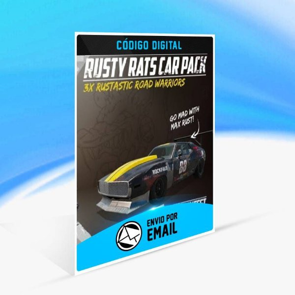 Wreckfest - Rusty Rats Car Pack ORIGIN - PC KEY