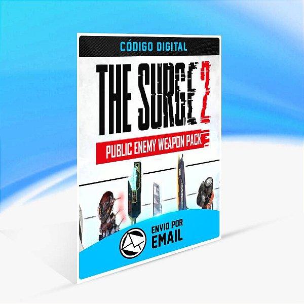 The Surge 2 - Public Enemy Weapon Pack DLC ORIGIN - PC KEY