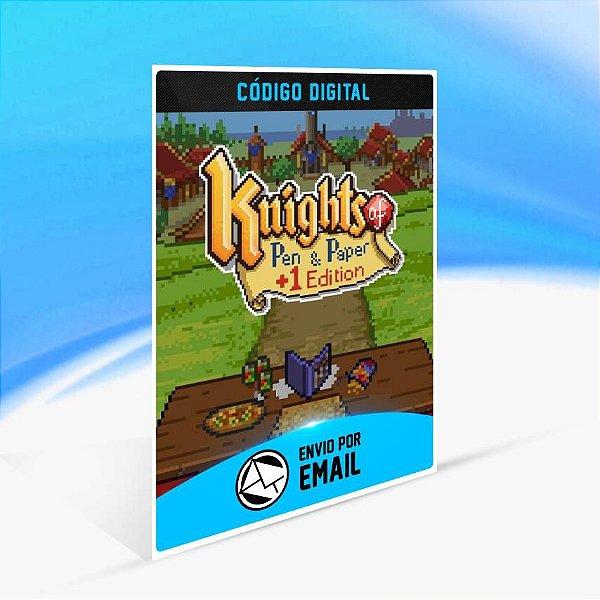 Knights of Pen & Paper +1 Edition ORIGIN - PC KEY