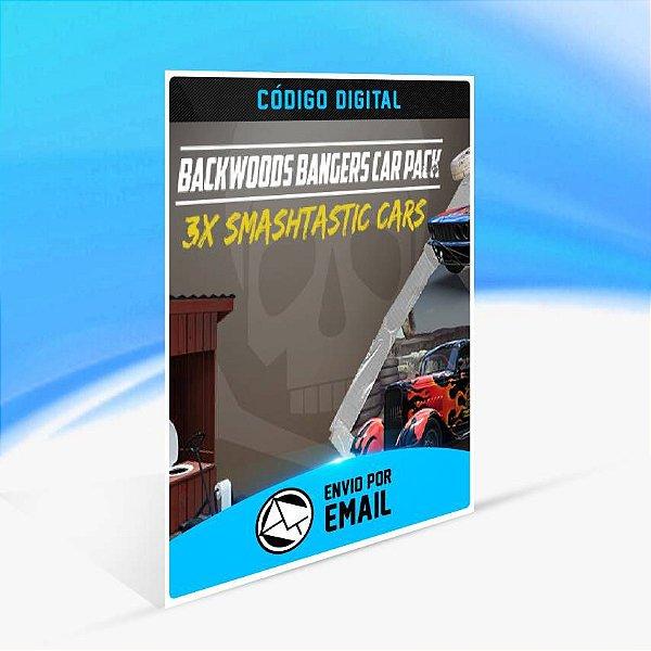 Wreckfest - Backwoods Bangers Car Pack ORIGIN - PC KEY