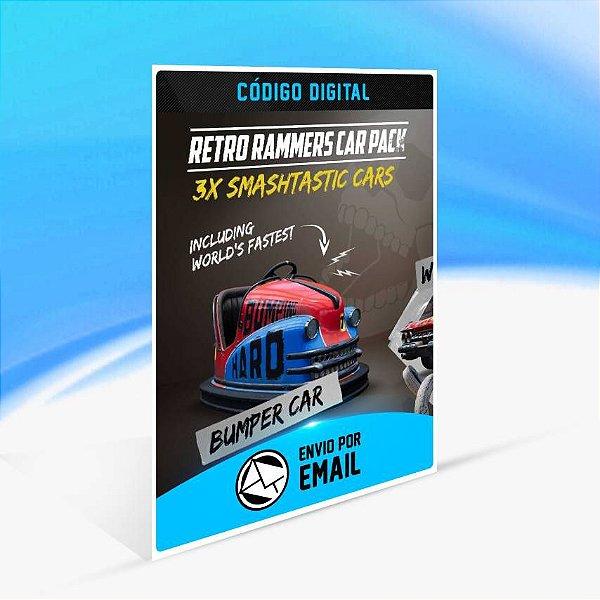 Wreckfest - Retro Rammers Car Pack ORIGIN - PC KEY