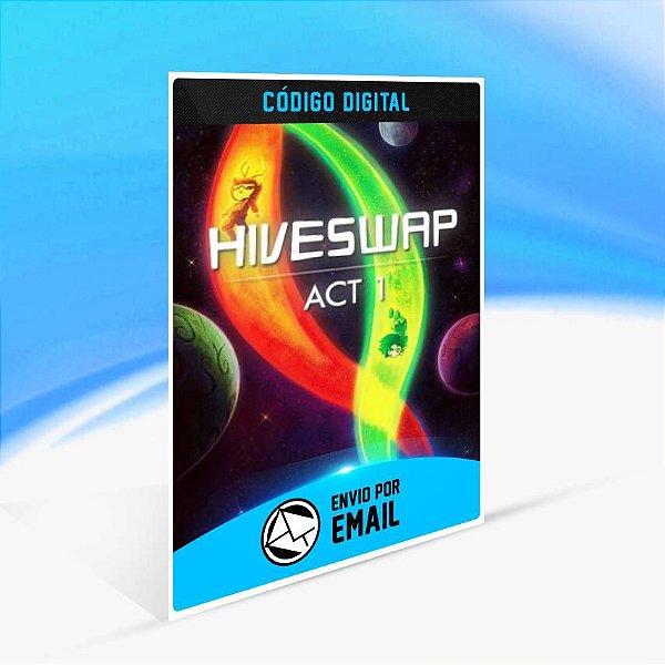 HIVESWAP: Act 1 ORIGIN - PC KEY