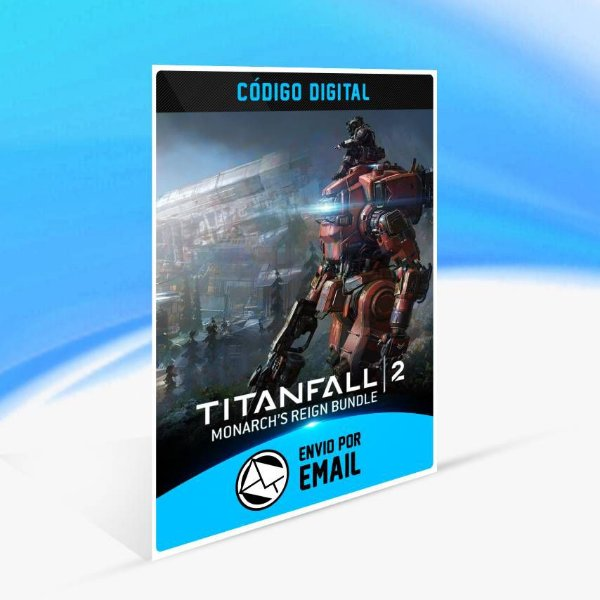 "Titanfall 2: Conjunto ""Reino do Monarca"" ORIGIN - PC KEY"