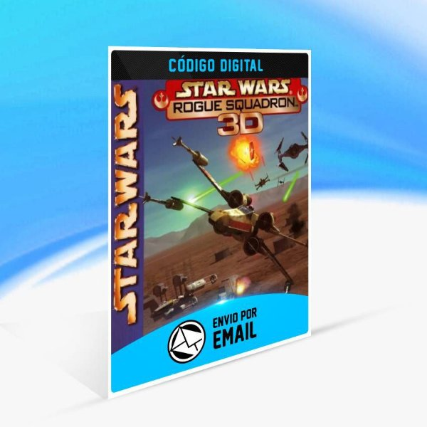 STAR WARS: Rogue Squadron 3D ORIGIN - PC KEY