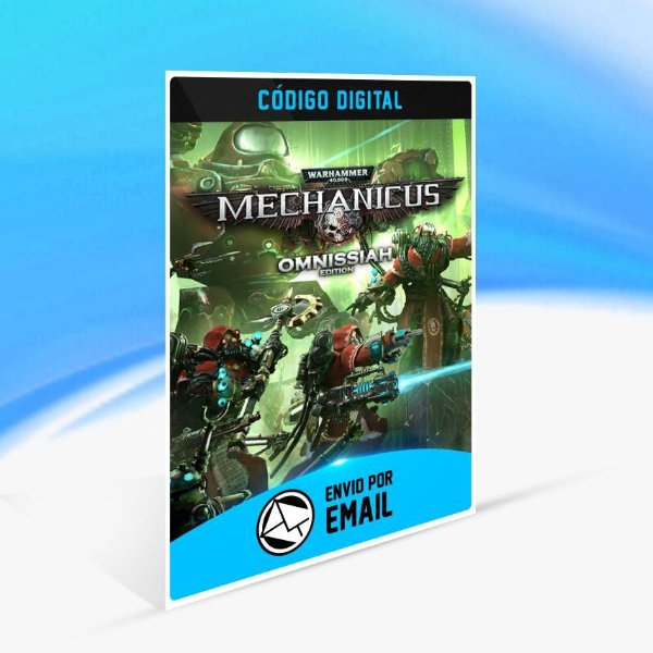 Warhammer 40.000: Mechanicus – Upgrade para a Edição Omnissias ORIGIN - PC KEY