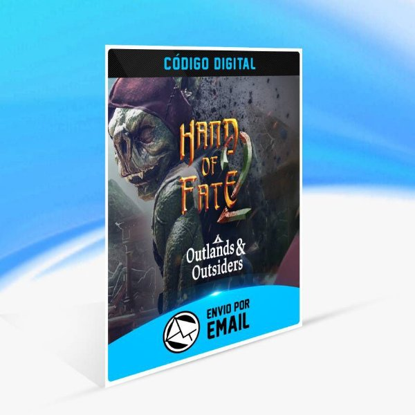 Hand of Fate 2 Outlands and Outsiders ORIGIN - PC KEY