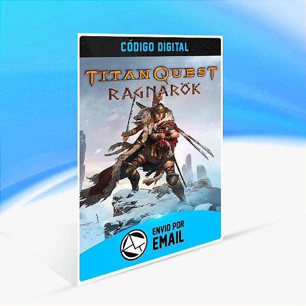 Titan Quest Anniversary: Ragnarök ORIGIN - PC KEY