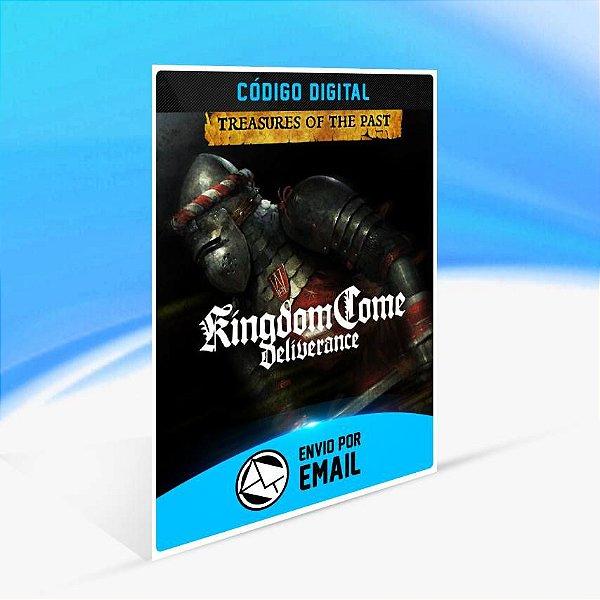 Kingdom Come: Deliverance - Treasures of the Past ORIGIN - PC KEY