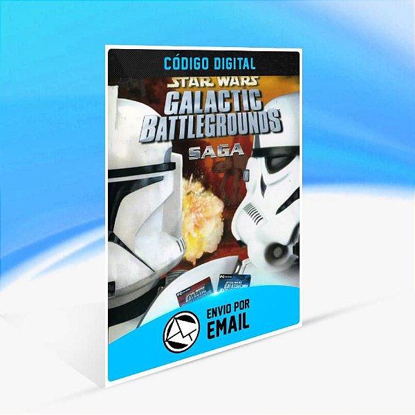 STAR WARS Galactic Battlegrounds Saga ORIGIN - PC KEY