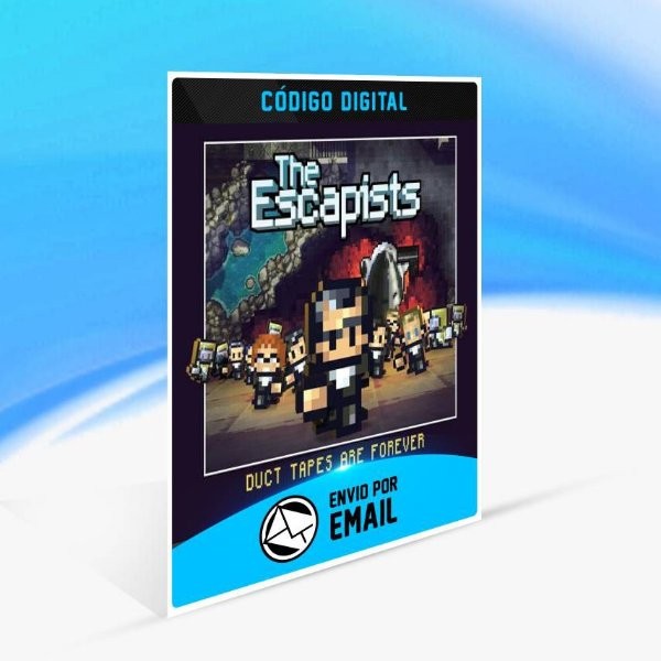 The Escapists - Duct Tapes are Forever ORIGIN - PC KEY