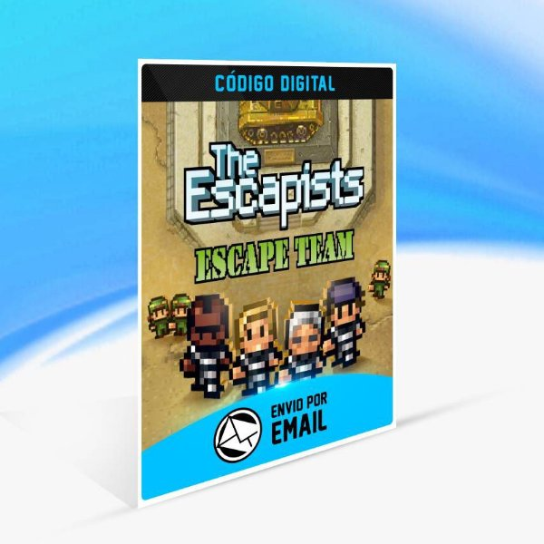 The Escapists - Escape Team ORIGIN - PC KEY
