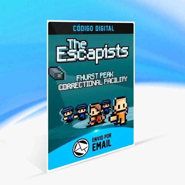 The Escapists - Fhurst Peak Correctional Facility  ORIGIN - PC KEY