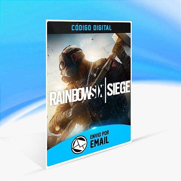 Tom Clancy's Rainbow Six Siege Edição Standard ORIGIN - PC KEY