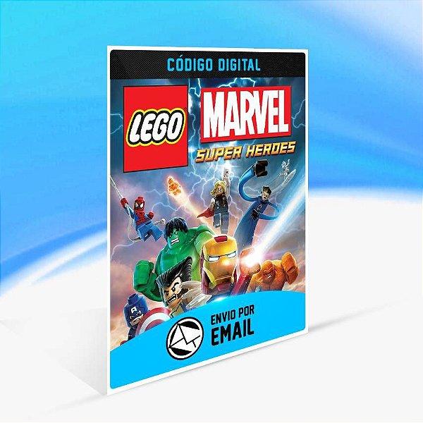 LEGO Marvel Super Heroes ORIGIN - PC KEY