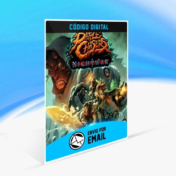 Battle Chasers: Nightwar ORIGIN - PC KEY