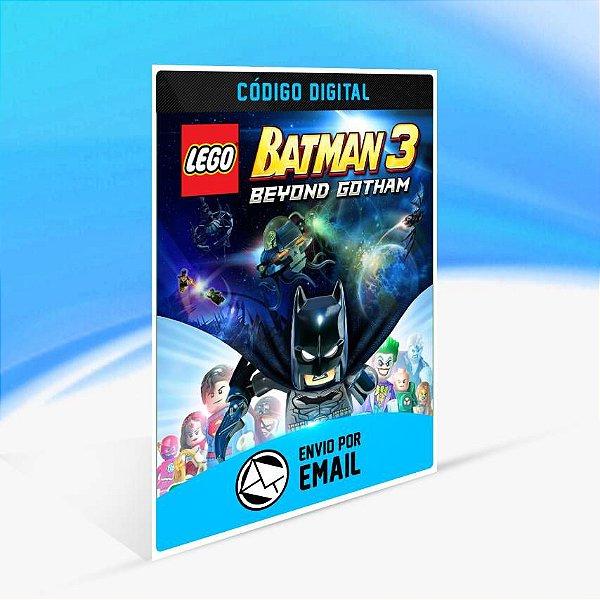 LEGO Batman3: Beyond Gotham ORIGIN - PC KEY