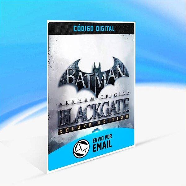 Batman: Arkham Origins Blackgate - Deluxe Edition ORIGIN - PC KEY