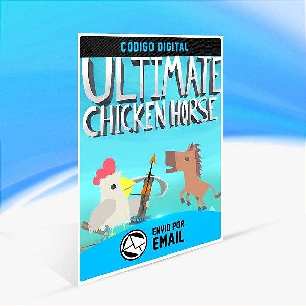 Ultimate Chicken Horse ORIGIN - PC KEY