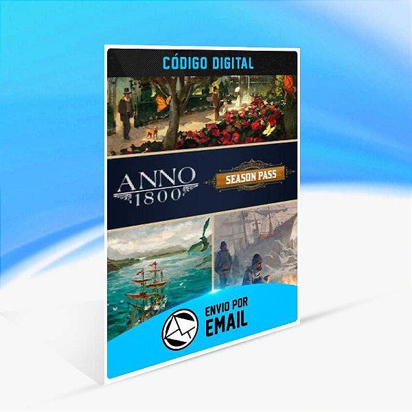 Anno 1800 Season 1 Pass ORIGIN - PC KEY