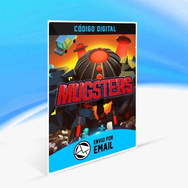 Mugsters ORIGIN - PC KEY