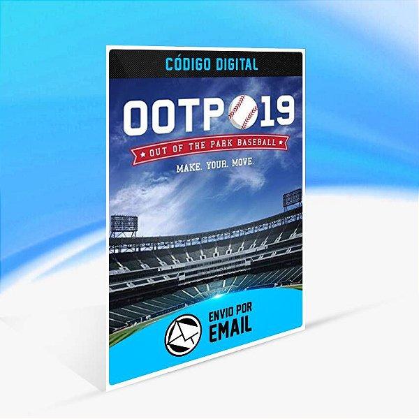 Out of the Park Baseball 19 ORIGIN - PC KEY
