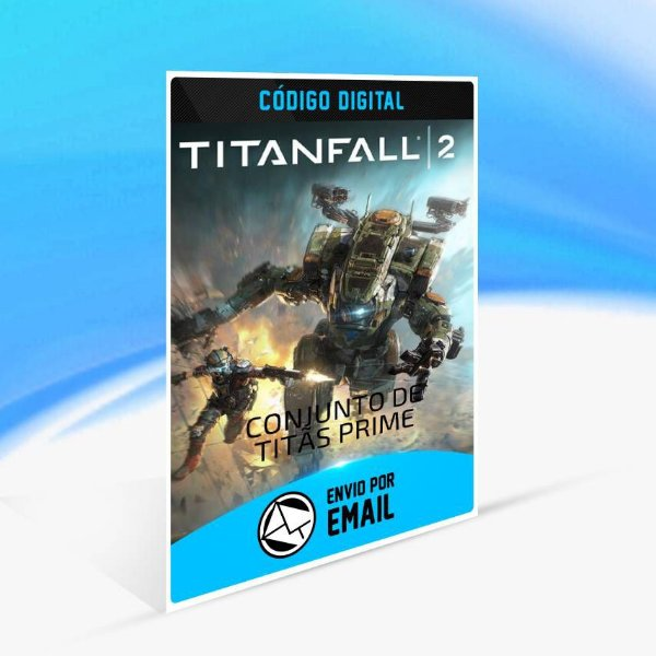 Titanfall 2: Conjunto de Titãs Prime ORIGIN - PC KEY