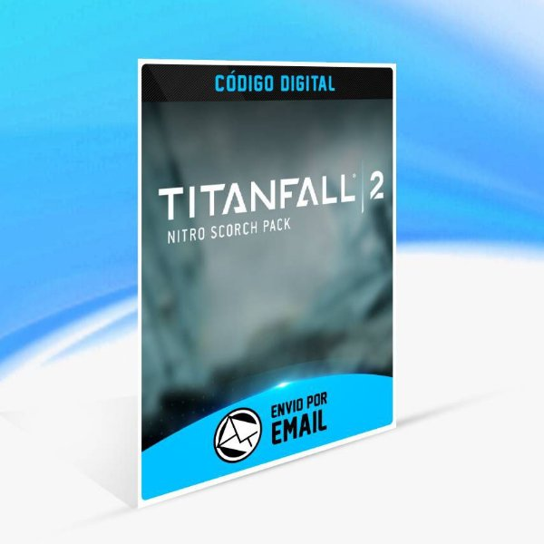 Pacote Nitro Scorch de Titanfall 2 ORIGIN - PC KEY