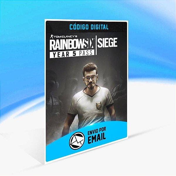 Tom Clancy's Rainbow Six Siege - Year 5 Pass ORIGIN - PC KEY