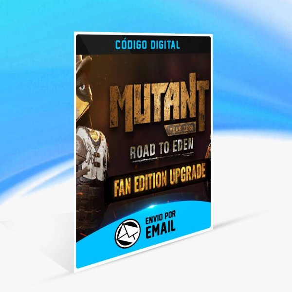 Mutant Year Zero: Road to Eden - Fan Edition Upgrade ORIGIN - PC KEY