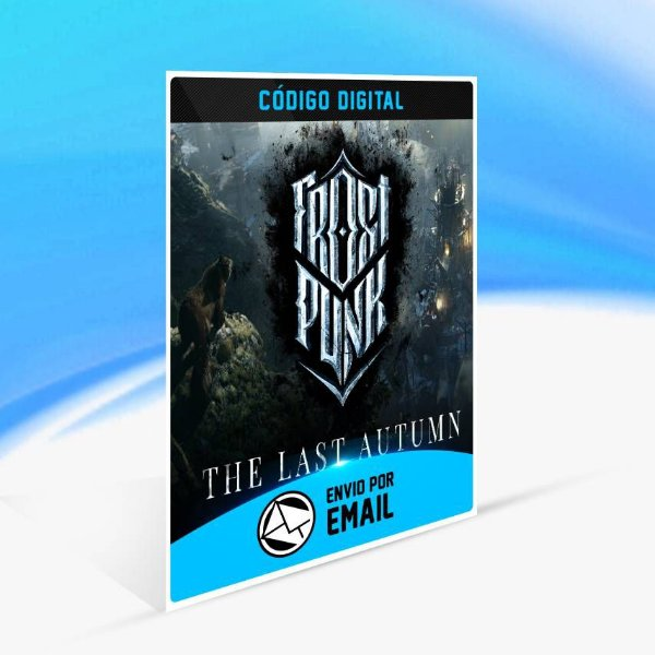 Frostpunk: The Last Autumn ORIGIN - PC KEY