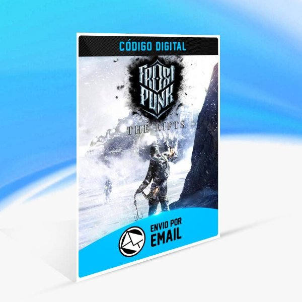 Frostpunk - The Rifts ORIGIN - PC KEY