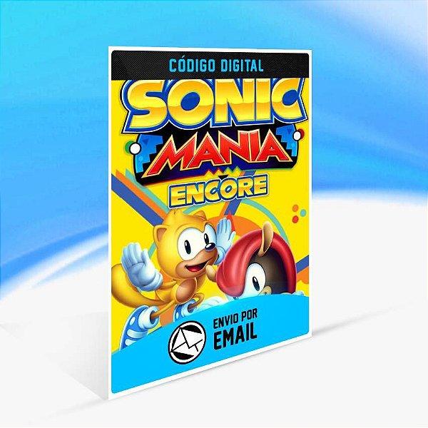 Sonic Mania - Encore DLC ORIGIN - PC KEY