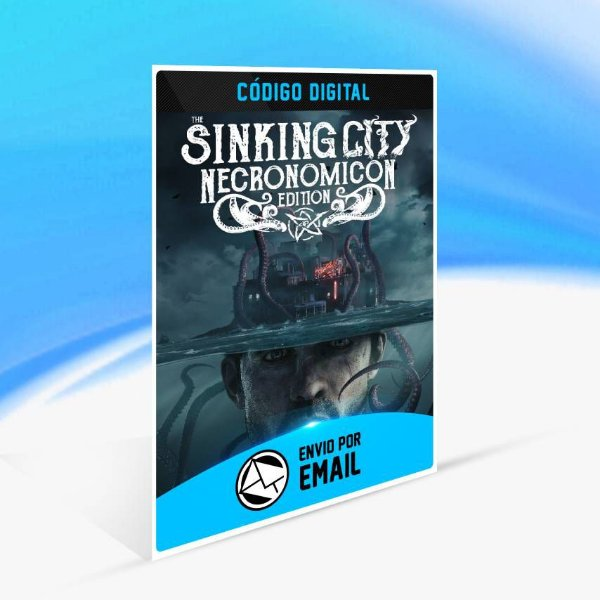 The Sinking City - Worshippers of the Necronomicon ORIGIN - PC KEY