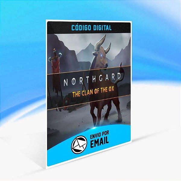 Northgard - Himminbrjotir, Clan of the Ox ORIGIN - PC KEY