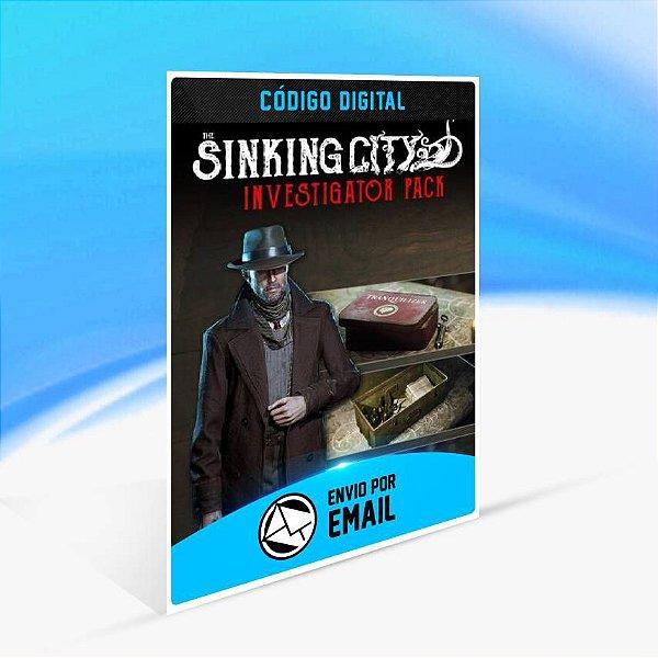 The Sinking City - Investigator Pack ORIGIN - PC KEY