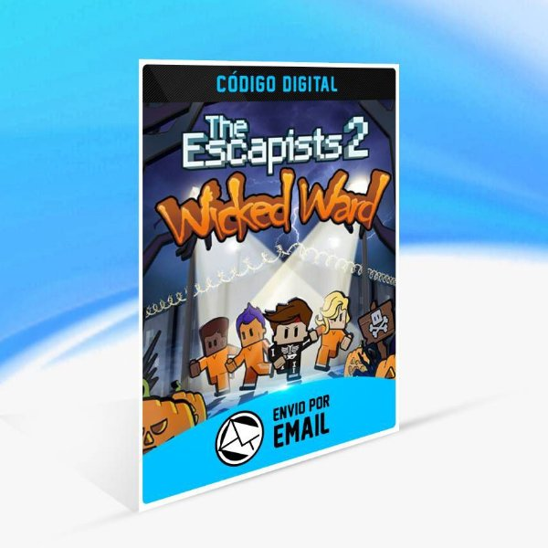 The Escapists 2 - Wicked Ward ORIGIN - PC KEY