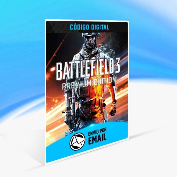 Battlefield 3 Premium Edition ORIGIN - PC KEY